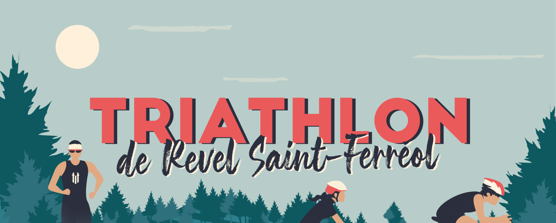 Triathlon de Revel Saint-Ferréol